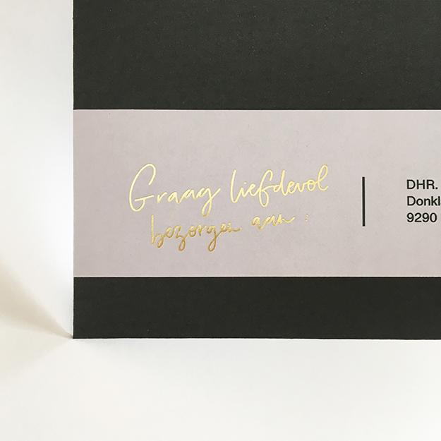 huwelijksuitnodiging trouwkaart oost vlaanderen gent