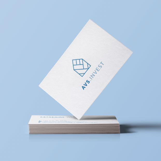 visitekaartjes vastgoedontwikkelaar