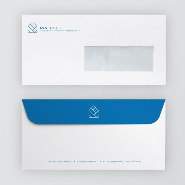 huisstijl logo vastgoedprojecten