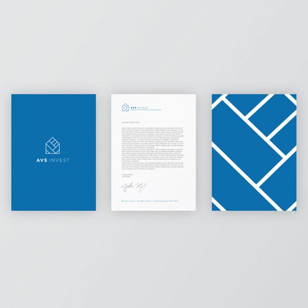 huisstijl logo vastgoedontwikkelaar