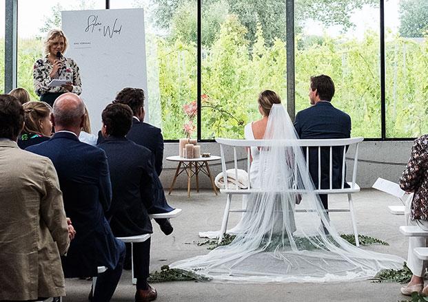 ceremoniebord, voetstuk, signalisatie, decoratie, huwelijk