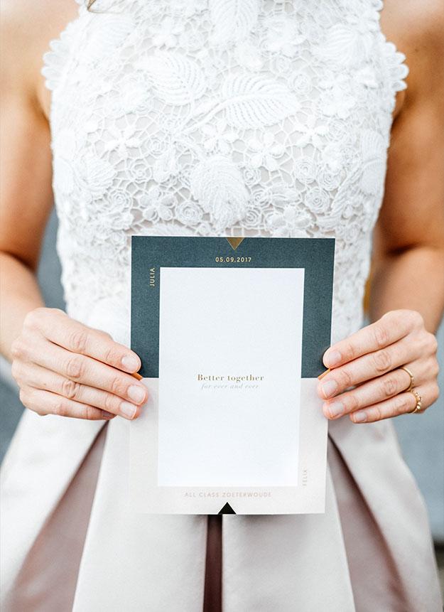 huwelijksuitnodigingen gent