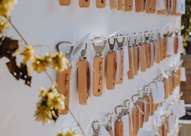 muur decoratieve wand huwelijk