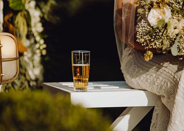 bierthema huwelijk