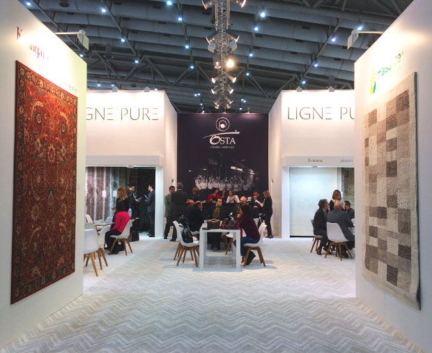 ontwerp stand