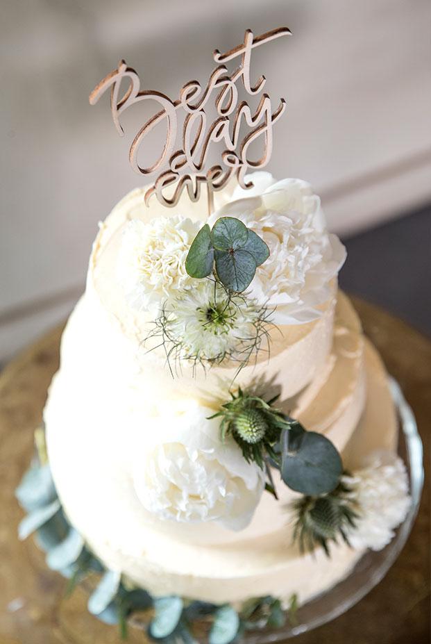 cake topper huwelijksdecoratie