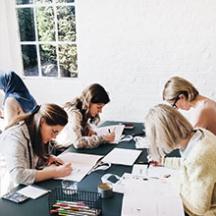 workshop handlettering Gent