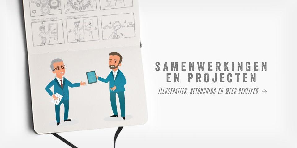 Samenwerkingen en projecten